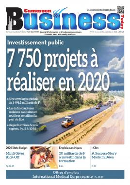Cameroon Business - 15/01/2020