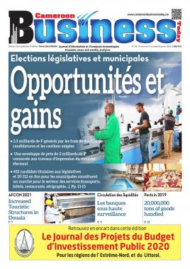 Cameroon Business - 30/01/2020
