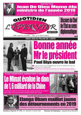 L'Epervier - 10/01/2020