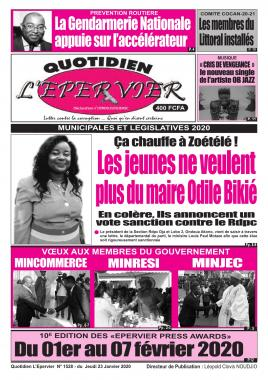 L'Epervier - 23/01/2020