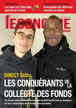 Le Quotidien de l'Economie Magazine - 31/01/2020