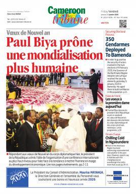 Cameroon Tribune - 10/01/2020