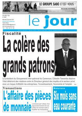 Le Jour - 22/01/2020