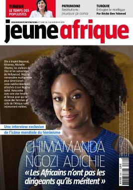 JEUNE AFRIQUE -03/02/2020