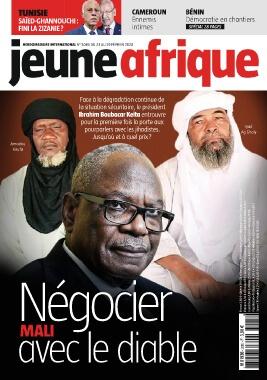 JEUNE AFRIQUE -24/02/2020