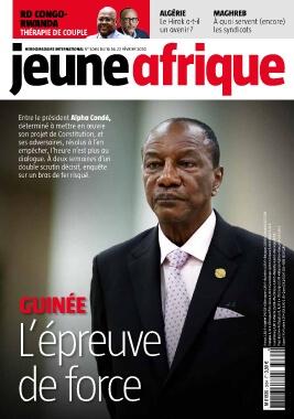 JEUNE AFRIQUE -17/02/2020