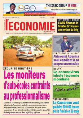 Le Quotidien de l'Economie - 06/02/2020