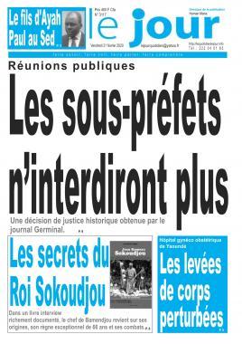 Le Jour - 21/02/2020