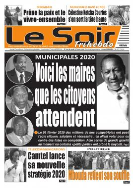Le Soir - 17/02/2020