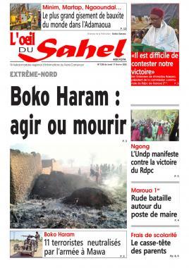 L'oeil du Sahel - 17/02/2020