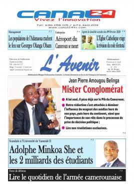 L'Avenir - 24/02/2020