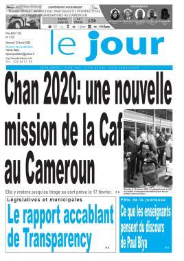 Le Jour - 12/02/2020