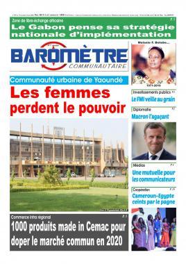 Baromètre - 27/02/2020