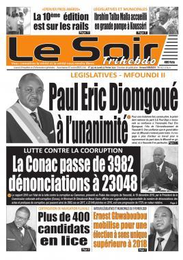 Le Soir - 03/02/2020