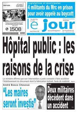 Le Jour - 06/02/2020