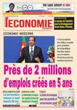 Le Quotidien de l'Economie - 17/02/2020