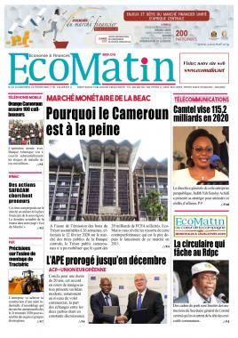 Ecomatin - 19/02/2020