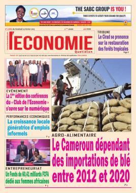 Le Quotidien de l'Economie - 14/02/2020