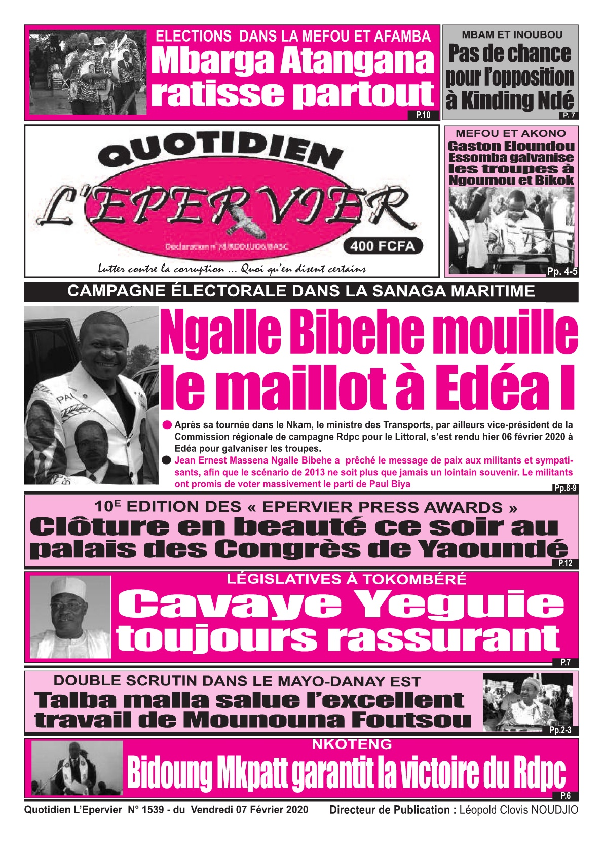 L'Epervier - 07/02/2020