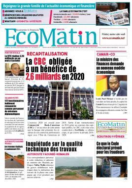 Ecomatin - 05/02/2020