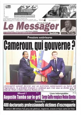 Le Messager - 24/02/2020