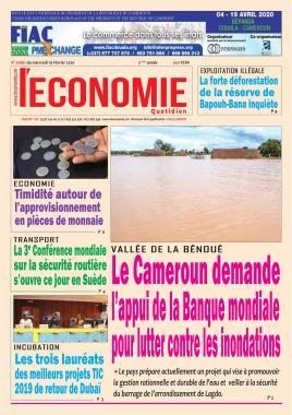 Le Quotidien de l'Economie - 19/02/2020