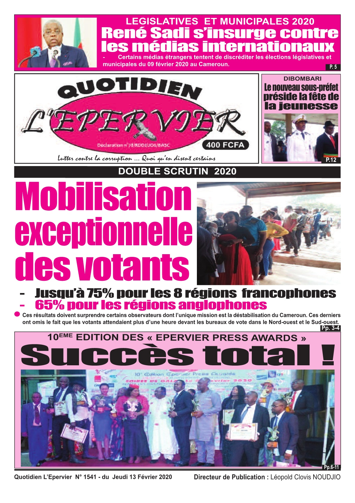 L'Epervier - 13/02/2020