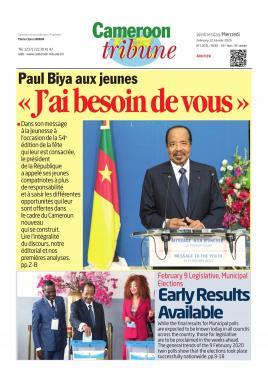 Cameroon Tribune - 12/02/2020