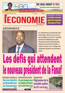 Le Quotidien de l'Economie - 24/02/2020