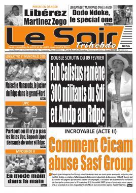 Le Soir - 05/02/2020