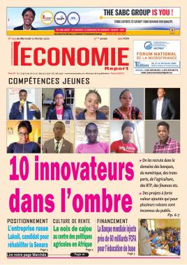 Le Quotidien de l'Economie - 12/02/2020