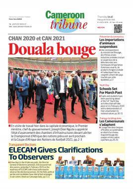 Cameroon Tribune - 06/02/2020