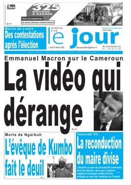Le Jour - 24/02/2020
