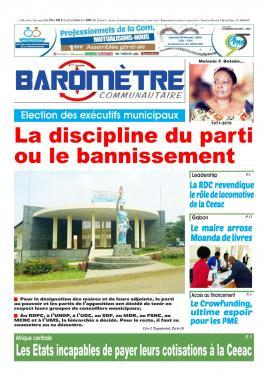 Baromètre - 20/02/2020