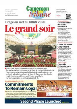 Cameroon Tribune - 17/02/2020