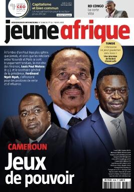 JEUNE AFRIQUE -02/03/2020