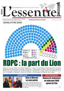 L'essentiel du Cameroun - 02/03/2020