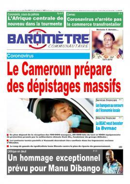Baromètre - 26/03/2020