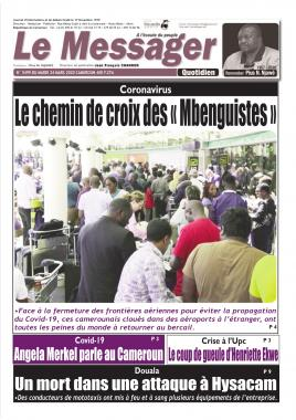 Le Messager - 24/03/2020