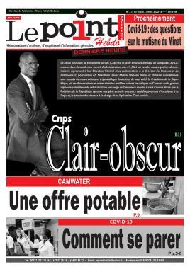 Le Point - 31/03/2020