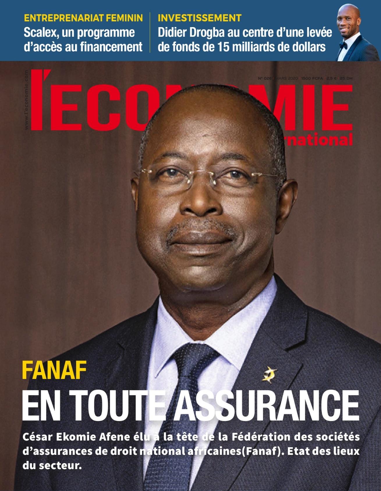 L'ÉCONOMIE INTERNATIONALE- 04/03/2020