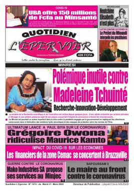L'Epervier - 31/03/2020