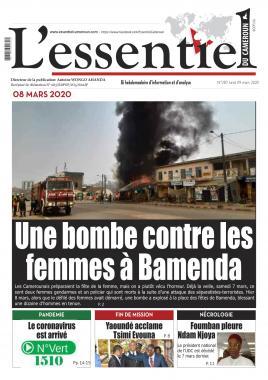 L'essentiel du Cameroun - 09/03/2020