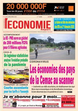 Le Quotidien de l'Economie - 29/03/2020