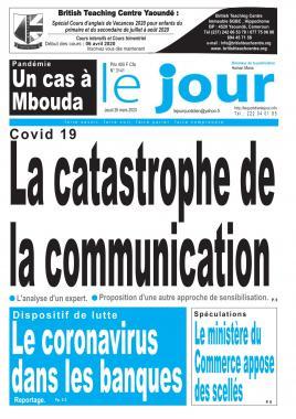Le Jour - 26/03/2020
