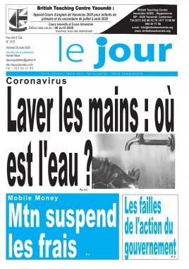 Le Jour - 20/03/2020