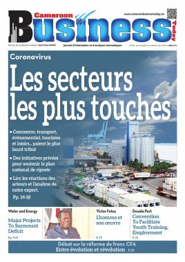 Cameroon Business - 25/03/2020