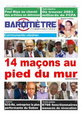 Baromètre - 12/03/2020