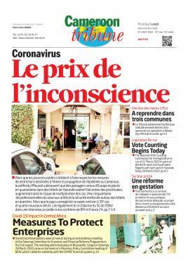 Cameroon Tribune - 29/03/2020