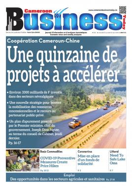 Cameroon Business - 01/04/2020